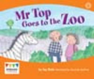 Mr Top Goes to the Zoo (6 Pack) by Jay Dale