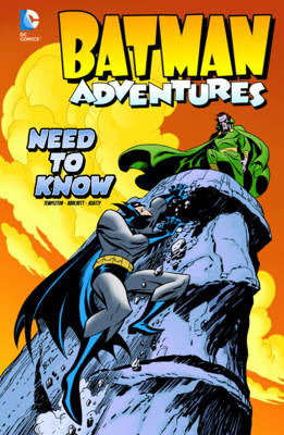 Need to Know by Ty Templeton, Dan Slott