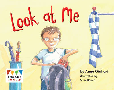 Look at Me by Anne Giulieri