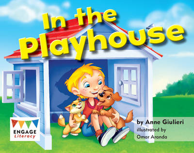 In the Playhouse by Anne Giulieri