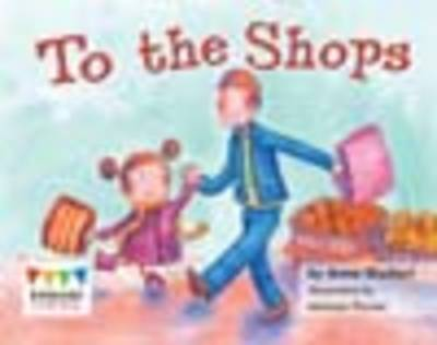 To the Shops (6 Pack) by Anne Giulieri