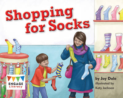 Shopping for Socks by Jay Dale