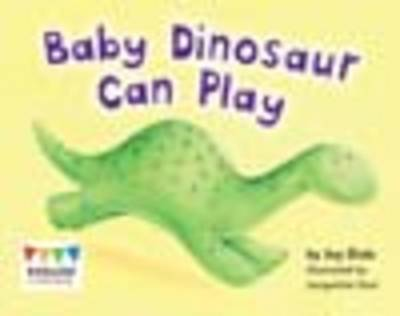 Baby Dinosaur Can Play (6 Pack) by Jay Dale