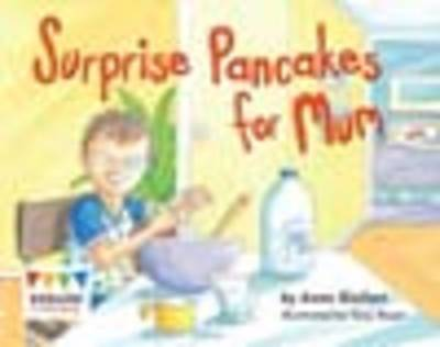 Surprise Pancakes for Mum (6 Pack) by Anne Giulieri