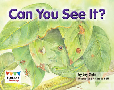 Can You See it? by Jay Dale
