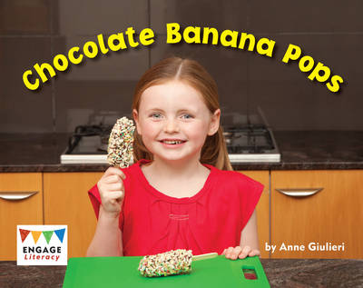 Chocolate Banana Pops by Anne Giulieri