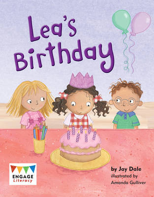 Lea's Birthday by Jay Dale