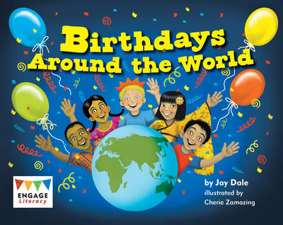 Birthdays Around the World by Jay Dale