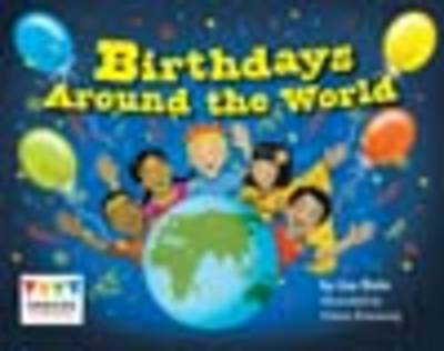 Birthdays Around the World (6 Pack) by Jay Dale