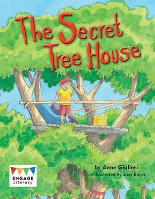 The Secret Tree House by Anne Giulieri