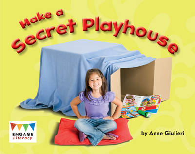 Make a Secret Playhouse (6 Pack) by Anne Giulieri
