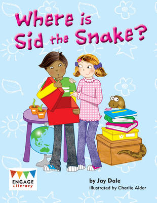 Where is Sid the Snake? (6 Pack) by Jay Dale