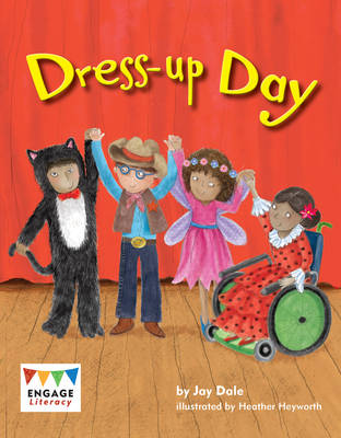 Dress-up Day (6 Pack) by Jay Dale