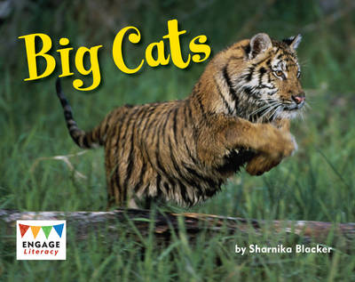 Big Cats by Sharnika Blacker