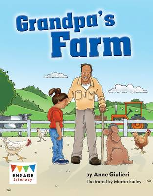 Grandpa's Farm by Anne Giulieri