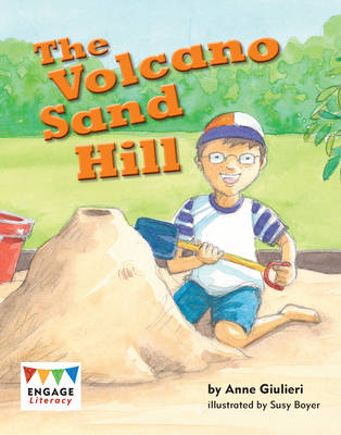The Volcano Sand Hill (6 Pack) by Anne Giulieri