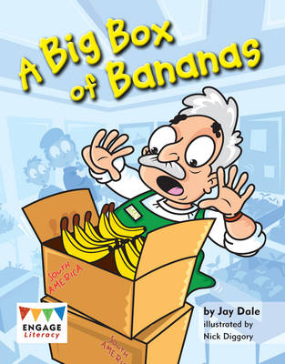 A Big Box of Bananas (6 Pack) by Jay Dale