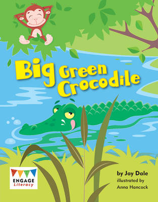 Big Green Crocodile (6 Pack) by Jay Dale