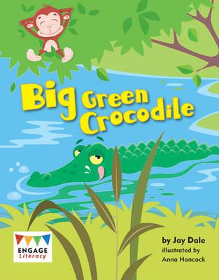 Big Green Crocodile (6 Pack) by Jay Dale