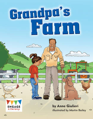 Grandpa's Farm (6 Pack) by Anne Giulieri