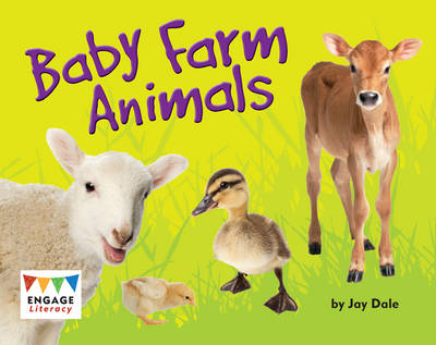 Baby Farm Animals (6 Pack) by Jay Dale