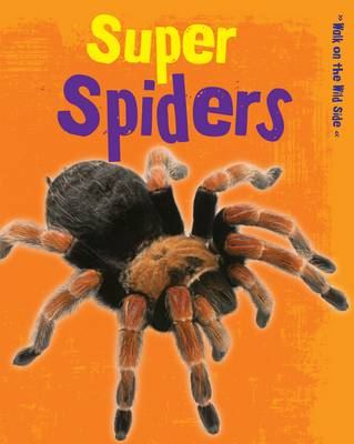 Super Spiders by Charlotte Guillain