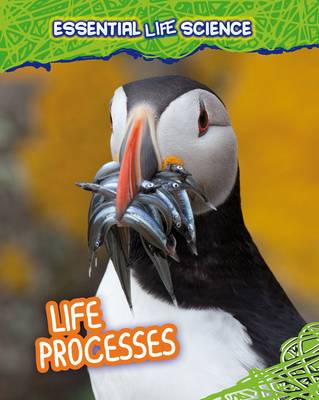 Life Processes by Richard Spilsbury, Louise Spilsbury