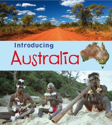 Introducing Australia by Anita Ganeri
