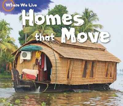 Homes That Move by Sian Smith