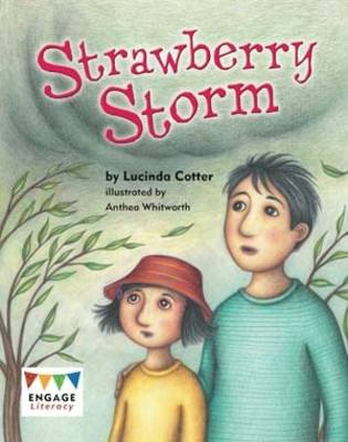 Strawberry Storm Pack of 6 by Lucinda Cotter