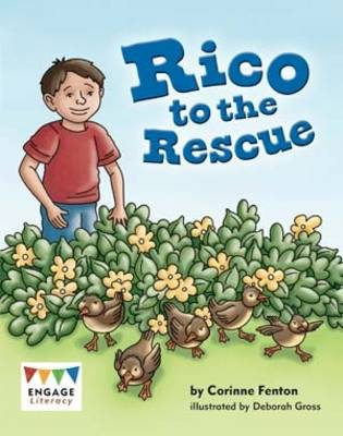 Rico to the Rescue Pack of 6 by Corinne Fenton