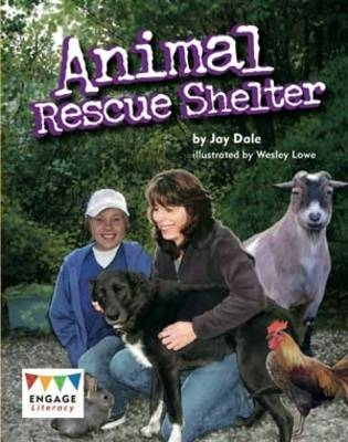 Animal Rescue Shelter Pack of 6 by Jay Dale