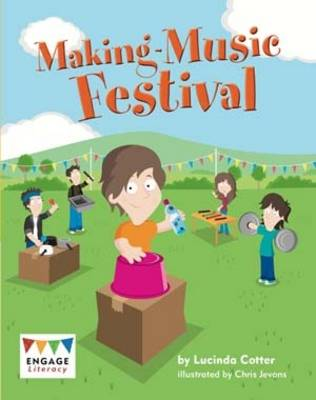 The Making Music Festival Pack of 6 by Lucinda Cotter