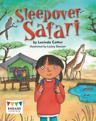 Sleepover Safari Pack of 6 by Lucinda Cotter