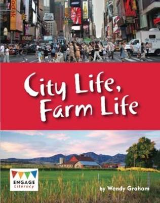 City Life, Farm Life Pack of 6 by Wendy Graham