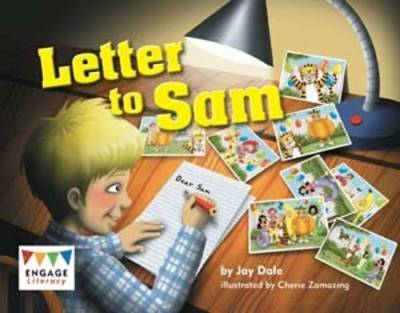 Letter to Sam Pack of 6 by Jay Dale