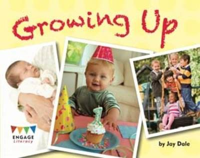 Growing Up Pack of 6 by Jay Dale