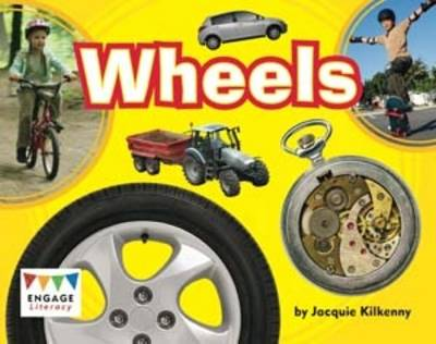 Wheels by Jacquie Kilkenny