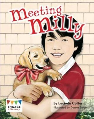 Meeting Milly Pack of 6 by Lucinda Cotter