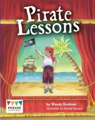 Pirate Lessons Pack of 6 by Wendy Graham