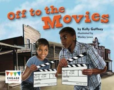 Off to the Movies Pack of 6 by Kelly Gaffney