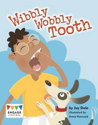 Wibbly Wobbly Tooth Pack of 6 by Jay Dale