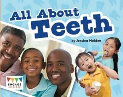 All About Teeth Pack of 6 by Jessica Holden