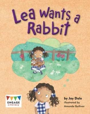 Lea Wants a Rabbit Pack of 6 by Jay Dale