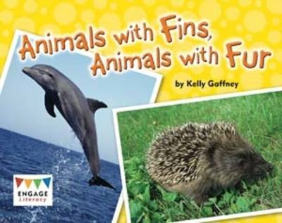Animals with Fins, Animals with Fur Pack of 6 by Kelly Gaffney