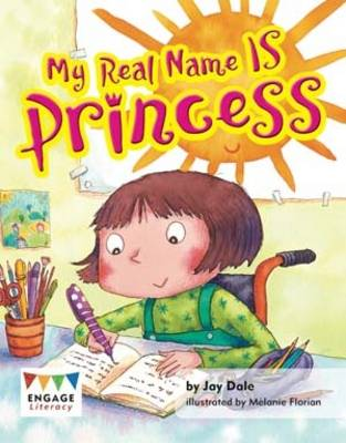 My Real Name is Princess Pack of 6 by Jay Dale
