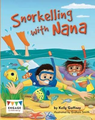 Snorkelling with Nana Pack of 6 by Kelly Gaffney