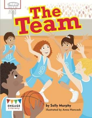 The Team Pack of 6 by Sally Murphy