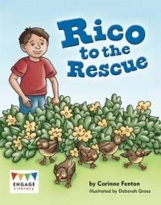 Rico to the Rescue by Corinne Fenton