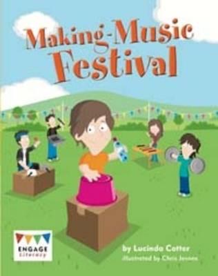 The Making Music Festival by Lucinda Cotter